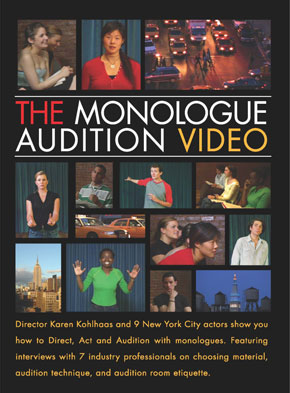 MonologueAuditionVideo